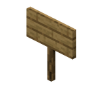 Oak Standing Sign (S) JE2 BE2.png
