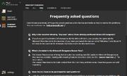 Minecraft Dungeons FAQ Tab