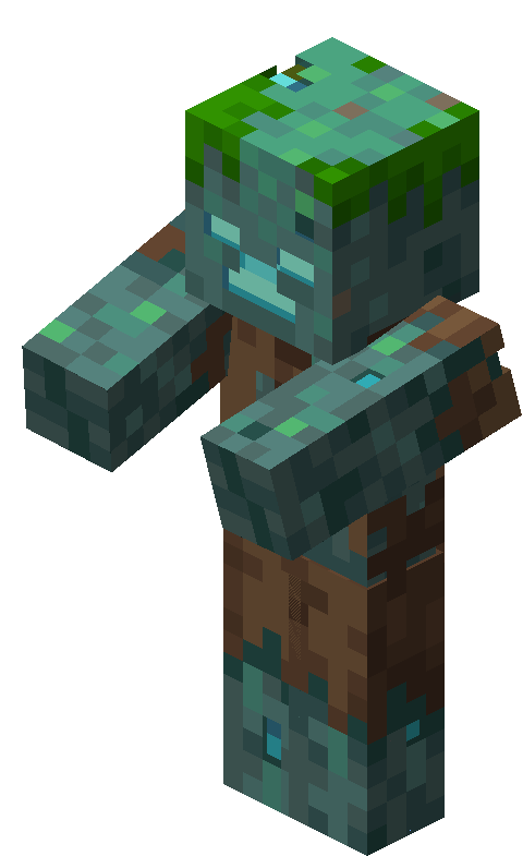 Drowned Official Minecraft Wiki