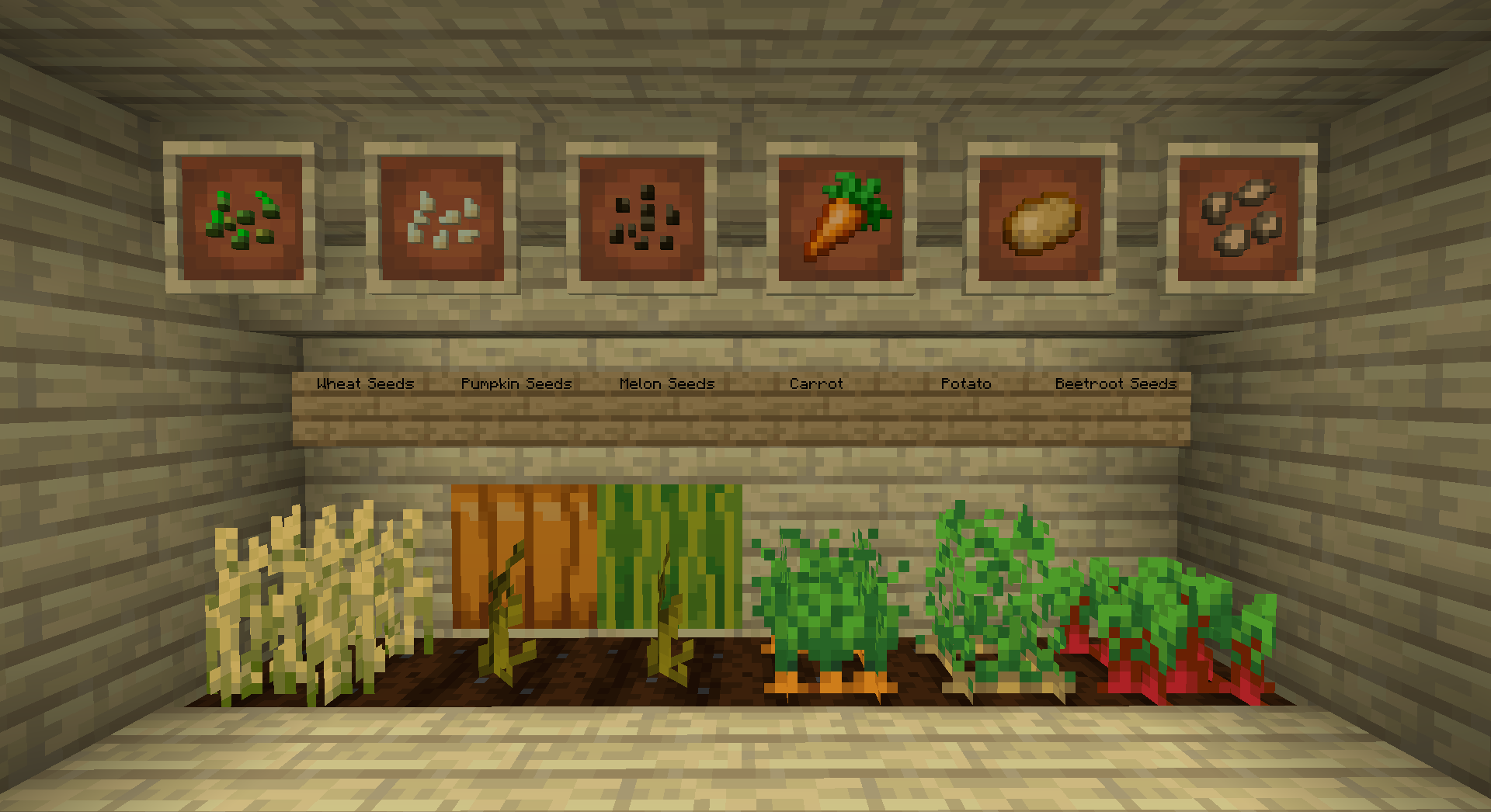 Wheat Seeds – Official Minecraft Wiki