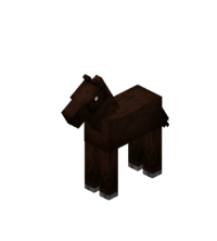 Baby Darkbrown Horse.png