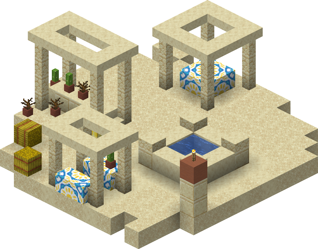 Village/Structure/Blueprints/Desert meeting point 8 blueprint