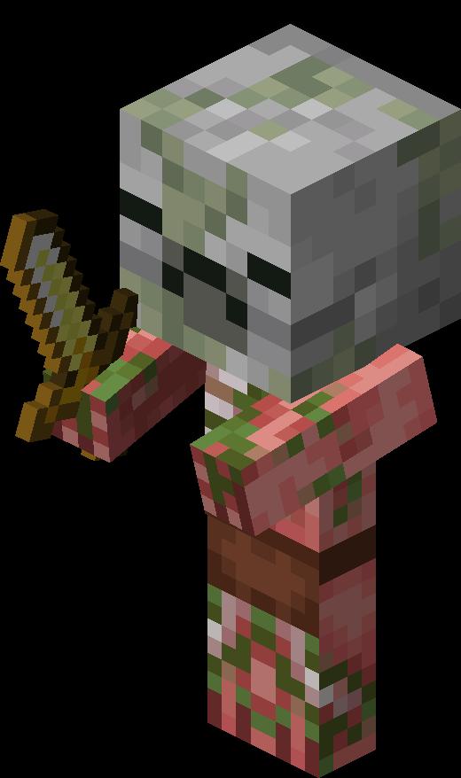 Cochon zombie - Minecraft cochon ...