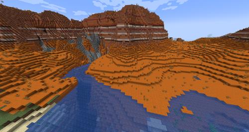 Badlands Official Minecraft Wiki