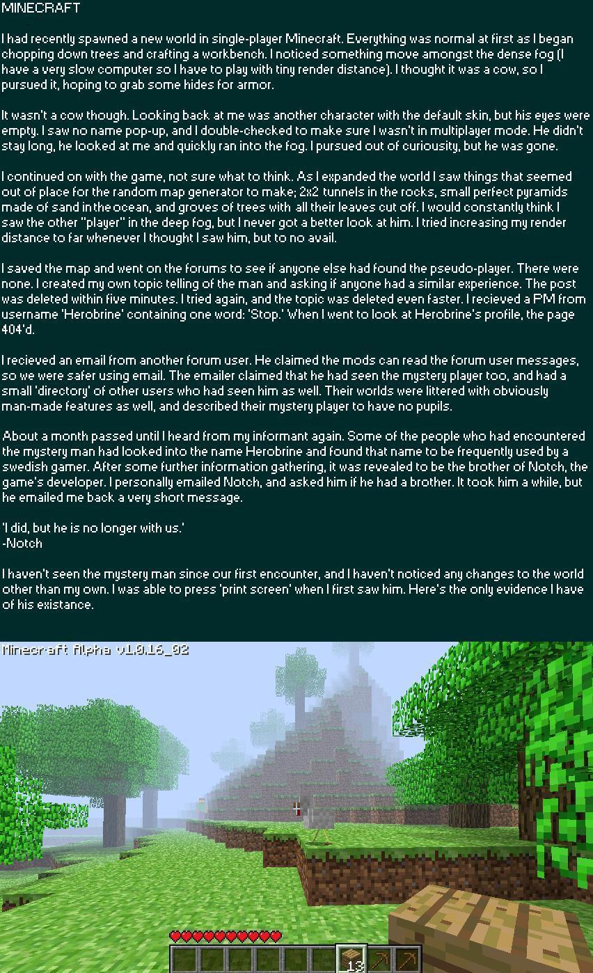 [Propio] Minecraft - La guía definitiva