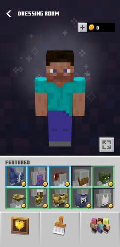 Character Creator Official Minecraft Wiki