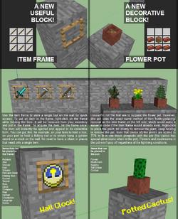 Flower Pot Official Minecraft Wiki