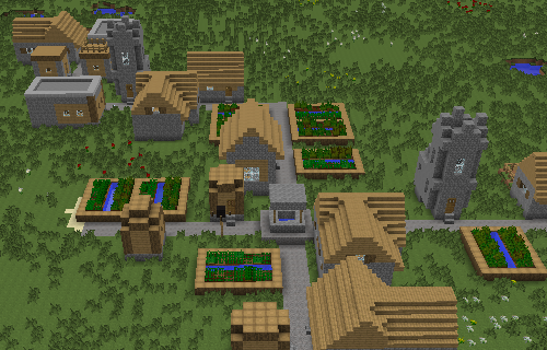 Minecraft Custom Crafting One Command