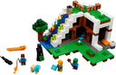 LEGO Minecraft Waterfall Base Unboxed.png