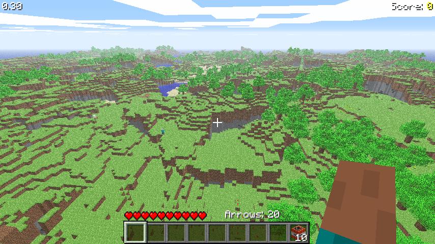 Minecraft  Classic Crafting Gone