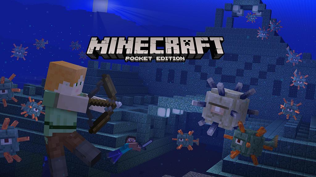 Картинки по запросу Minecraft Pocket Edition
