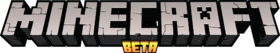 Minecraft Beta logo 1.png