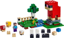 LEGO Minecraft Wool Farm Unboxed.png