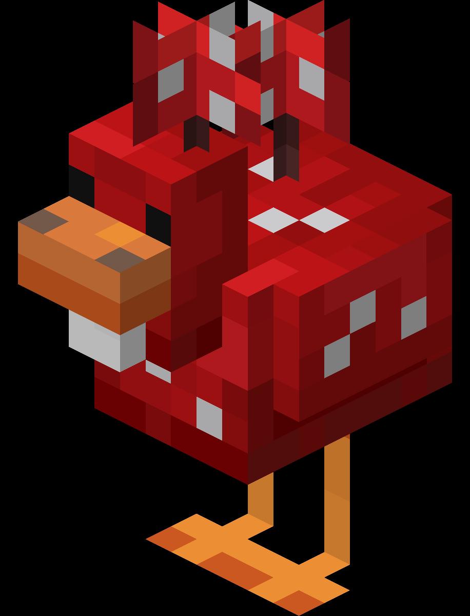 Minecraft Earth:Cluckshroom Official Minecraft Wiki