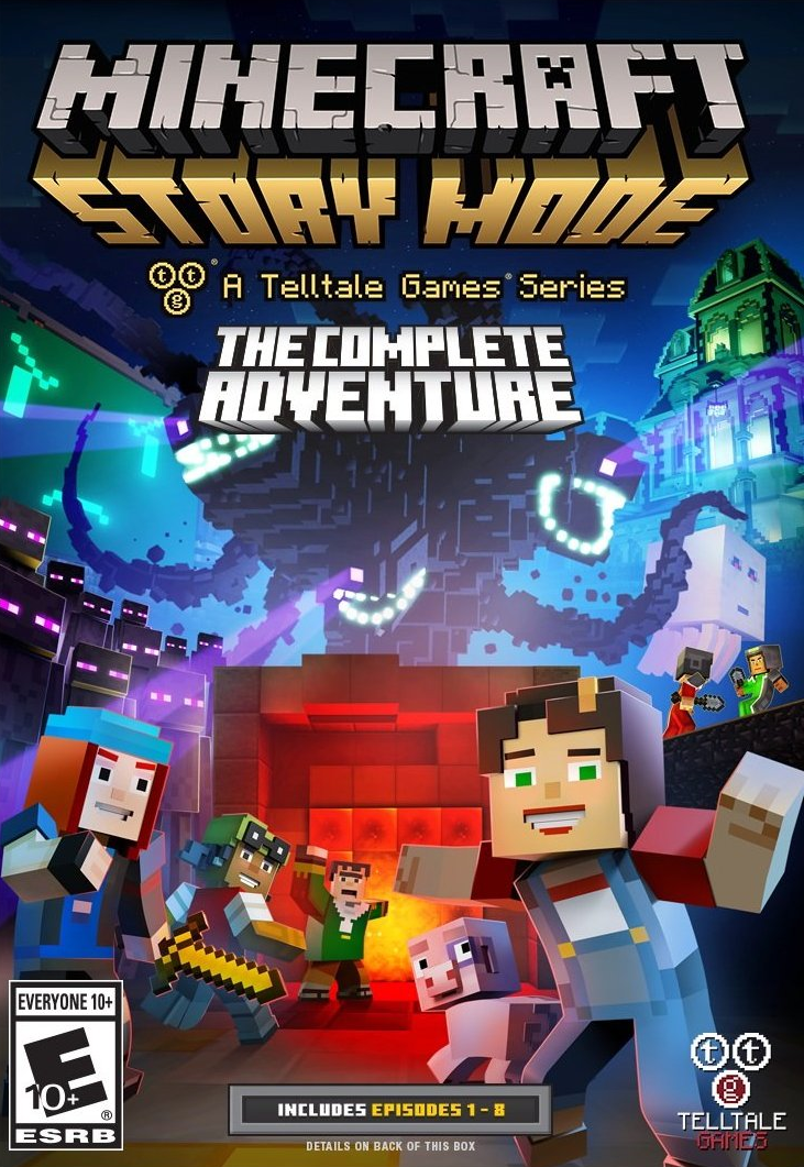 reuben minecraft story mode season 3