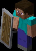 Blocking Steve (shield).png