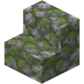 Mossy Cobblestone Stairs (N) JE2 BE1.png