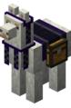 Black Carpeted Llama with Chest.png
