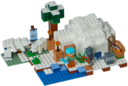 LEGO Minecraft Polar Igloo Unboxed.png