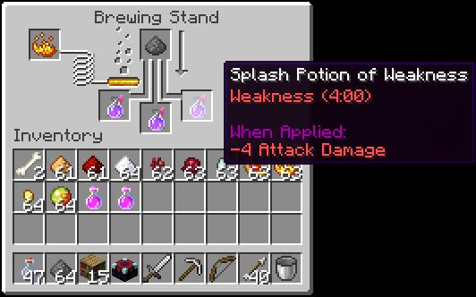 Splash Potion Official Minecraft Wiki