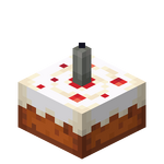 Cake with Light Gray Candle JE1.png