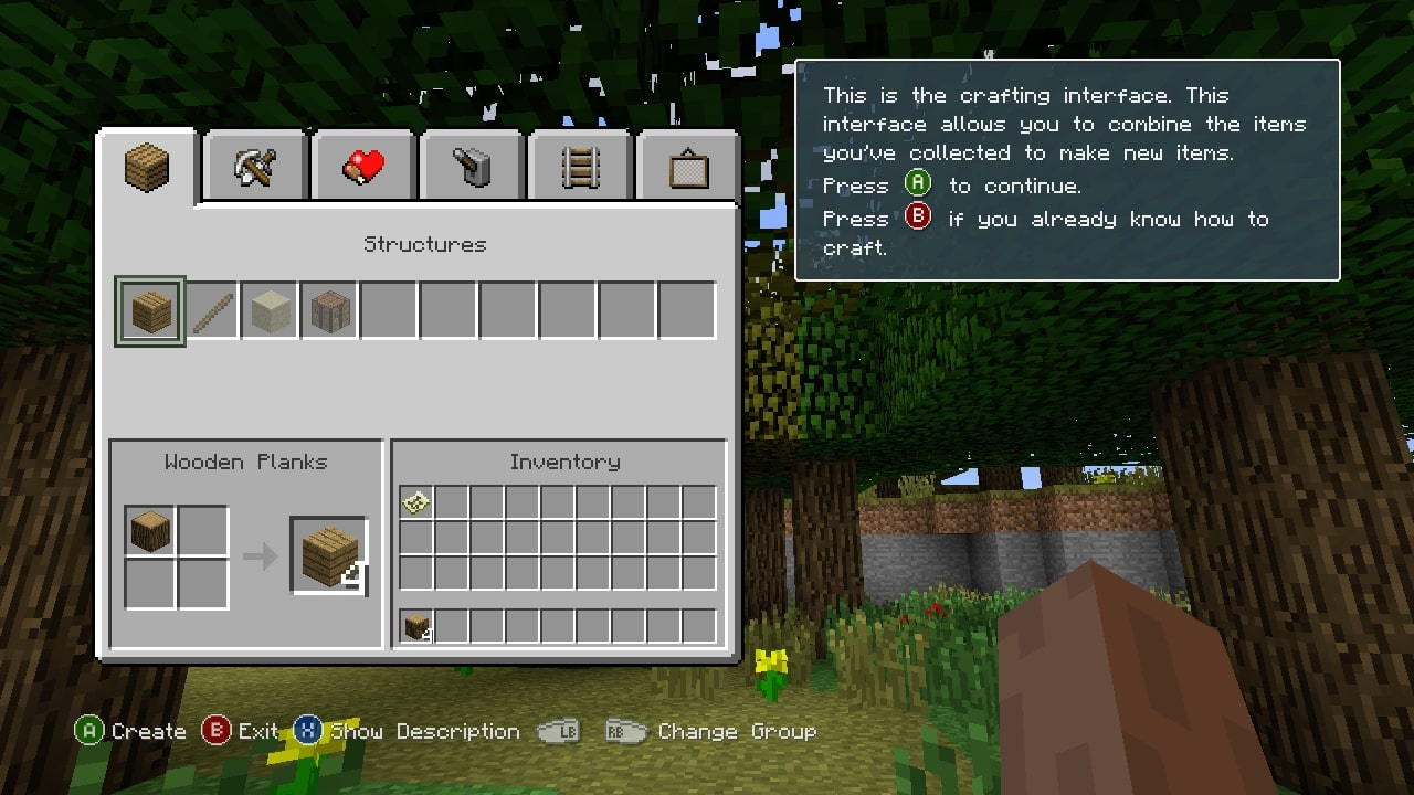 Legacy Console Edition Tutorial Official Minecraft Wiki