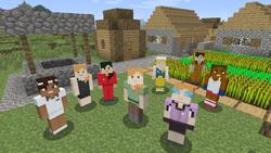 Skin Official Minecraft Wiki