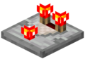 Powered Subtracting Redstone Comparator (S) BE.png