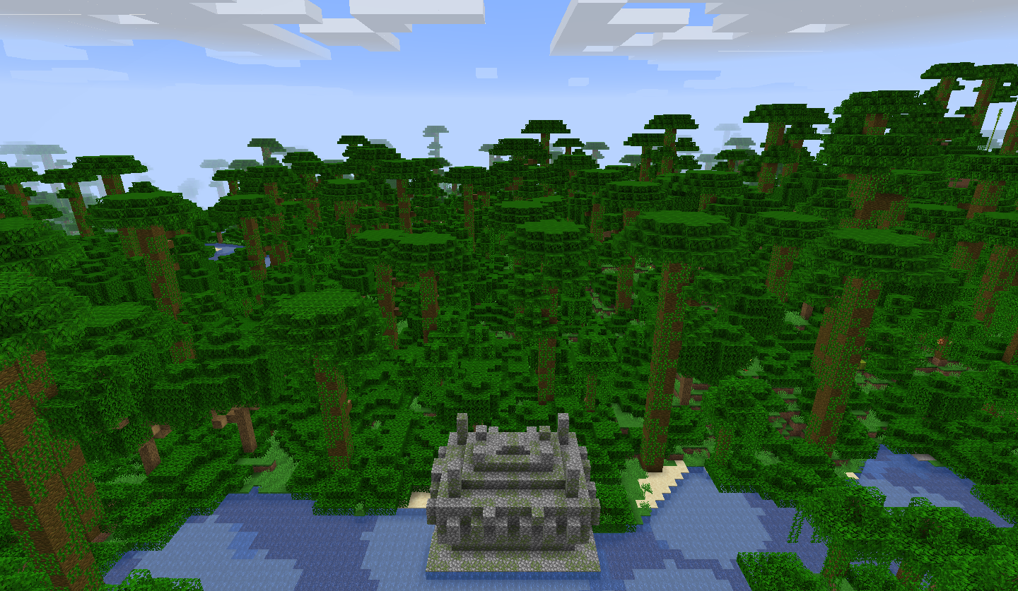 Jungle – Official Minecraft Wiki