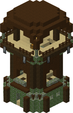 Pillager outpost watchtower overgrown.png
