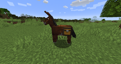 Saddle Official Minecraft Wiki