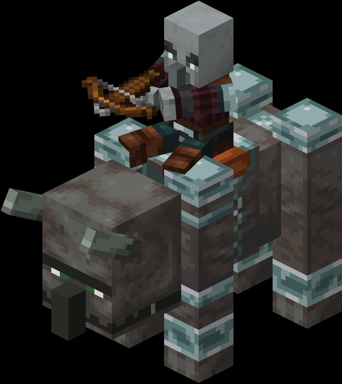 Illager – Official Minecraft Wiki