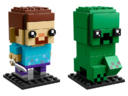 LEGO Brickheadz Steve and Creeper Unboxed.png