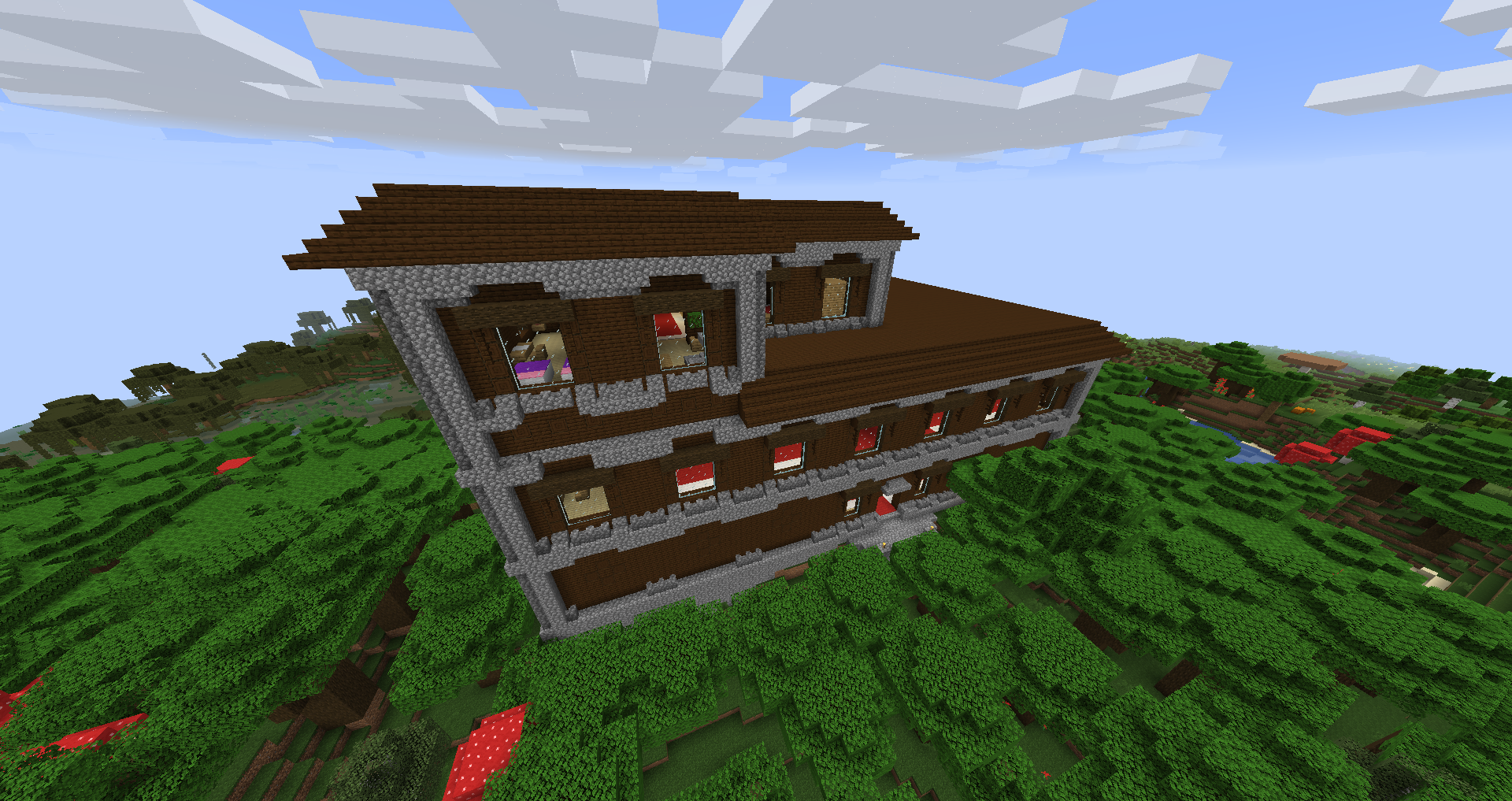 Tutorials/Defeating a woodland mansion – Official Minecraft Wiki