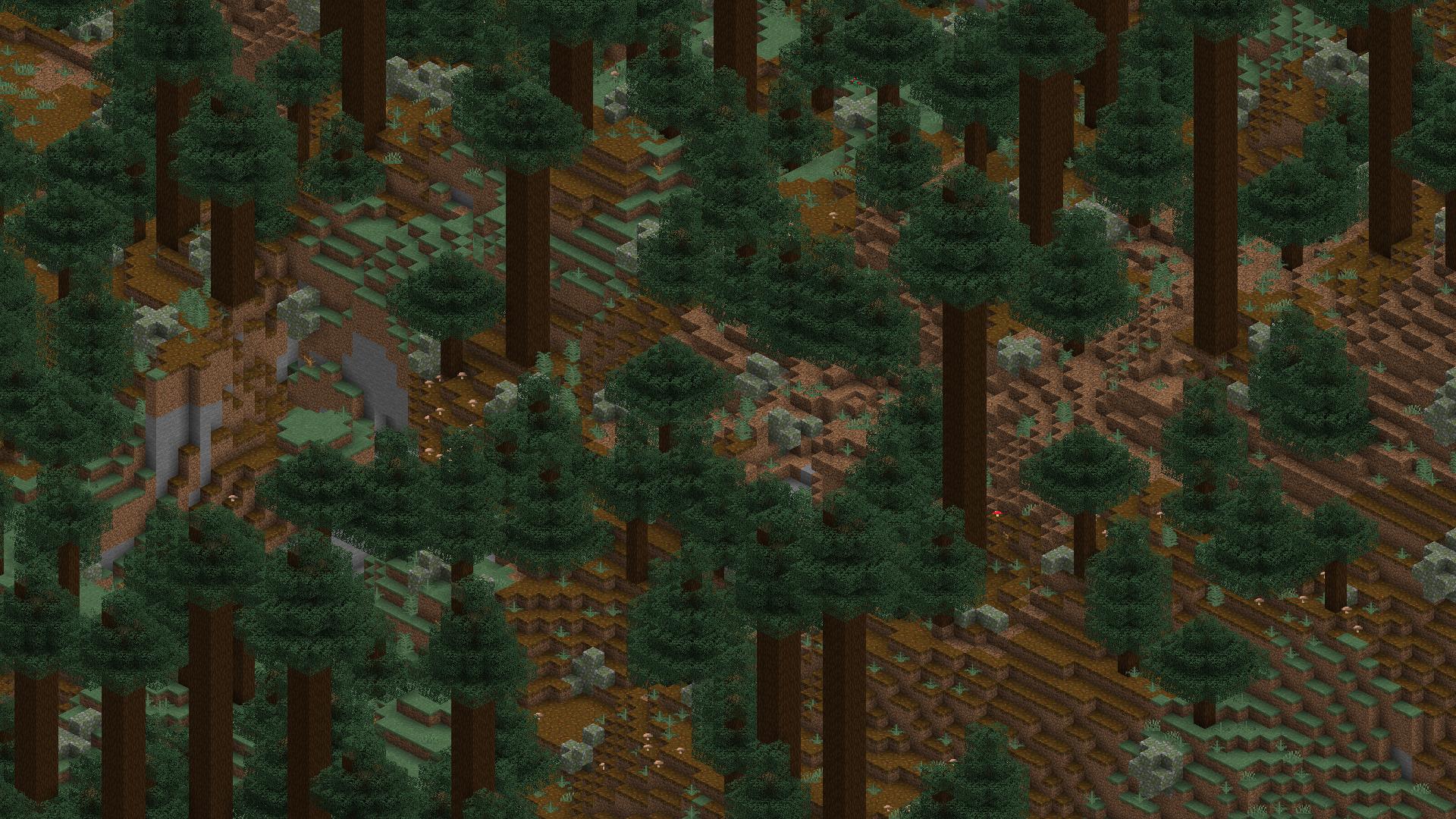 Podzol – Official Minecraft Wiki