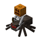 Spider Jockey with Carved Pumpkin.png