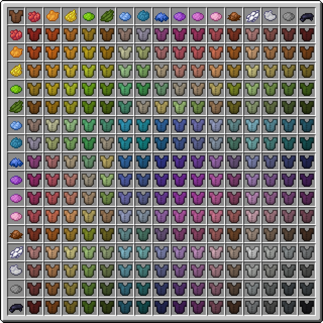 Dye Official Minecraft Wiki