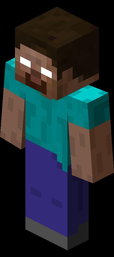 Herobrine – Official Minecraft Wiki  Herobrine – O...