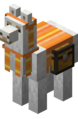 Orange Carpeted Llama with Chest.png