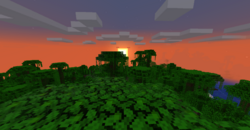 Sunset In Jungle.png