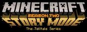 Minecraft Story Mode - Season Two logo.png