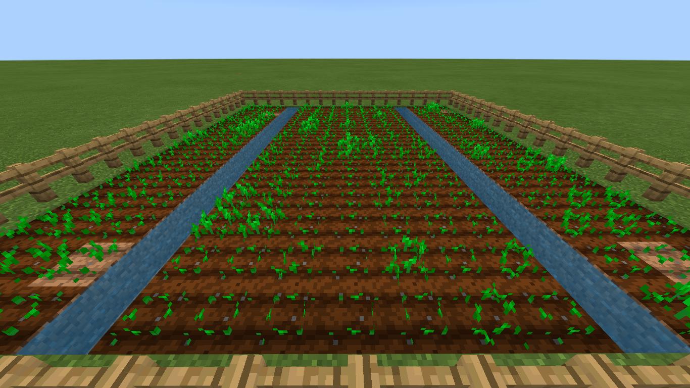 Tutorials/Crop farming – Minecraft Wiki