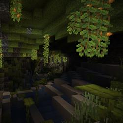 Lush Caves