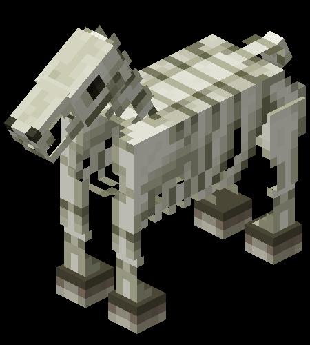 Skeleton Horse 1.13 pinkarmy.net