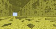 Dimensão da esponja de Menger
