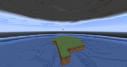 Ocean biome generated with cave terrain, using buffet world type.png