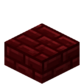 Red Nether Brick Slab JE1 BE1.png
