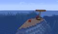 A small mushroom island.