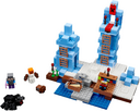 LEGO Minecraft Ice Spikes Unboxed.png