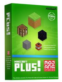 Minecraft Plus! box.jpg